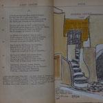 Passage secret sur Santorin
