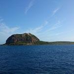 硫黄島擂鉢山