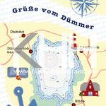 Dümmer Seekarte, Bestellnummer: 105148002046