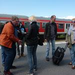 Auf dem Weg nach Föhr