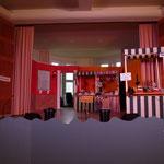 Die Bühne auf Föhr