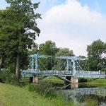 Brücke über die Thiene