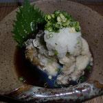 牡蠣の唐揚げ
