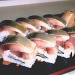 バッテラ(鯖寿司)