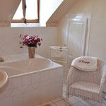 Salle de bain Les Chênes - Photo: Véronique Hadengue