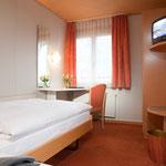 Chambre individuelle avec douche au Sud (meilleur vue aux Alpes)