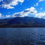 Der Lago San Pablo.