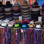 Large hat selection
