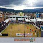A football tournament from the indigenous communities.