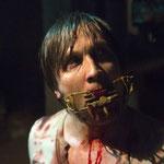Folterspange 1 am Schauspieler