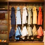 Garderobe Stahl Rost