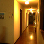 廊下 和室2部屋 洋室(ドミトリー)4部屋