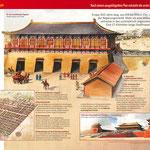 Chang'an - Die erste Millionenstadt, Aquarell/Zeichnung/Digital; Stern Infografik, 2008