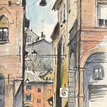Bologna, März 2012