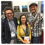 Mit Herwig Bitsche und Junko Yokota