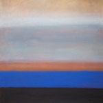 atmosphere 100x70cm 2009 acryl on canvas