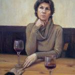 Alte Liebe , 70 x 50 cm, 2014 , Oel auf Leinwand    - unverkaeuflich