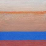atmosphere, acryl on paper 17x23cm 2009