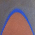 mountain, 70x50cm 2006 acryl on canvas