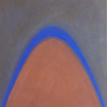 mountain, 70x50cm 2006 acryl on canvas