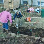 Einen Garten anlegen, creating a garden