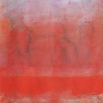 atmosphere, acryl on paper 17x23cm 2003