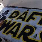 Daft Wars Levi, Ruby and Tepaki