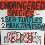 endangered species, a warnng for humanity.