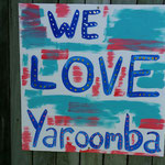 we love Yaroomba - this is a simple reminder of what it's all about