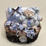 """Подарочный набор для новорожденного мальчика """"Мишутка Chocco"""""""