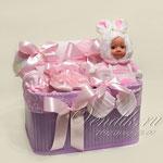 """Подарочный набор для новорожденной девочки """" Милая Заюшка"""""""