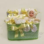 """Подарочный набор для новорожденной девочки """" Милашка"""""""