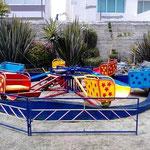 """""""Cangurito"""" 12 plazas 5 Mts. diametro"""