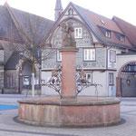 Hospitalbrunnen