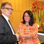Dr. Burkhard Jellonnek, Marie-Luise Bersin