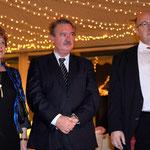 Sylvie Asselborn-Huber, Jean-Claude Asselborn, Peter Altmaier