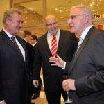 Jean-Claude Asselborn, Peter Altmaier, Norbert Klein