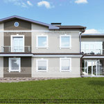 проектирование Коттеджа г.Таватуй
