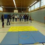 """Projekt """"Jugendliche stärken durch Training in Selbstbehauptung, Kommunikation und Gewaltprävention"""""""