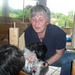 Helga mit Finley