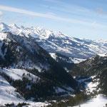 Blick in Richtung Steg, weiter zur Ostschweiz; Foto: Meinert