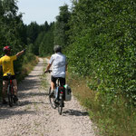 Forstweg Erzgebirge, Foto:hm