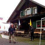 Gafadurahütte auf 1428 m Seehöhe