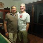 I Finalisti del 3° - 4° Posto Alessandro e Mauro