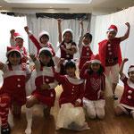 クリスマス発表会・Santas' Eve