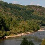 La vallée du Tarn
