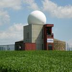 Radar météo du Puech