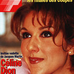 Céline Dion - Couverture Télé Star Magazine [France] (29 Avril 1996)