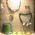 amazonit, türkis, opal