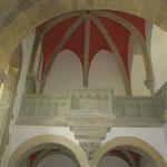 in der Kapelle Stauferburg Krautheim